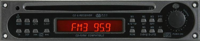 CD/FM/AM тюнер Jedia JCDR-10A; JDM CDR-100
